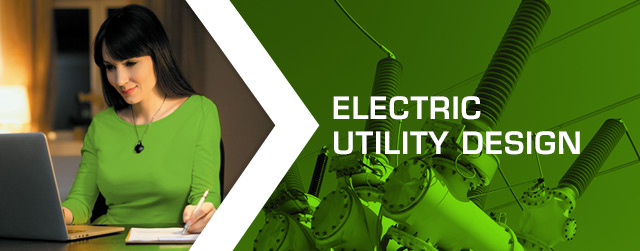electric utility design engineering firm
