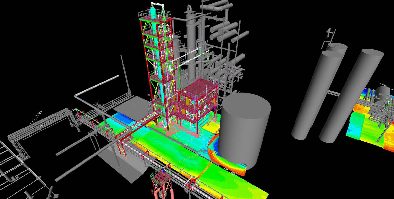 3-D Scans Lead to Petroleum Refinery Savings