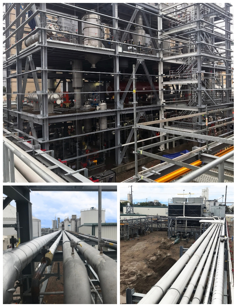 biofuel plant expansion engineering