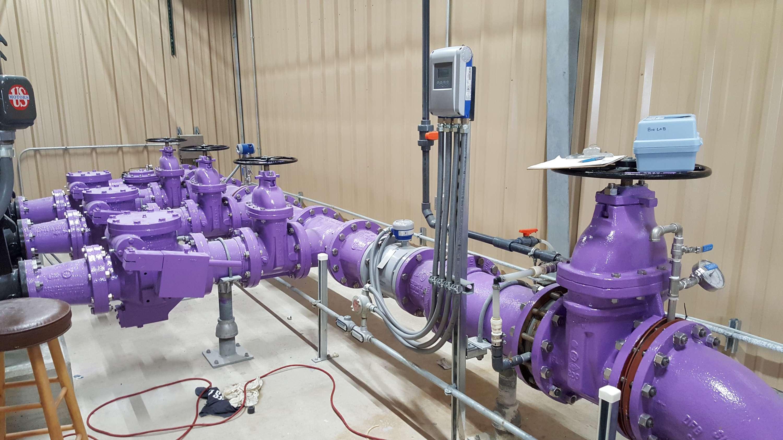 water pumps engineering