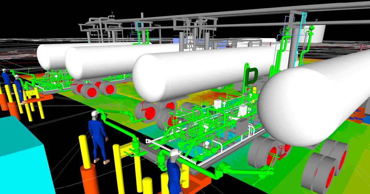 skid layout engineering