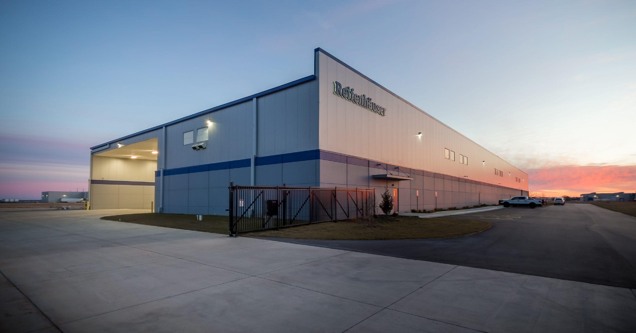 Reifenhauser manufacturing plant